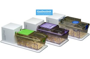 Medres GasDocUnit® – Gas Docking Unit®